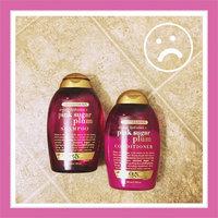 OGX Dreamy Hydration + Pink Sugar Plum Shampoo uploaded by Amber T.