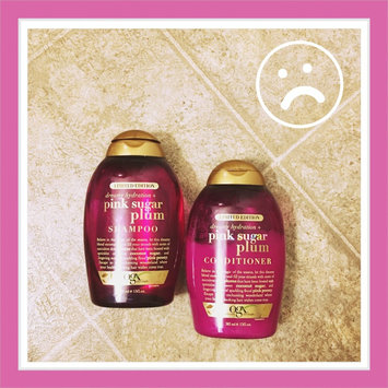 Photo of OGX Dreamy Hydration + Pink Sugar Plum Shampoo uploaded by Amber T.
