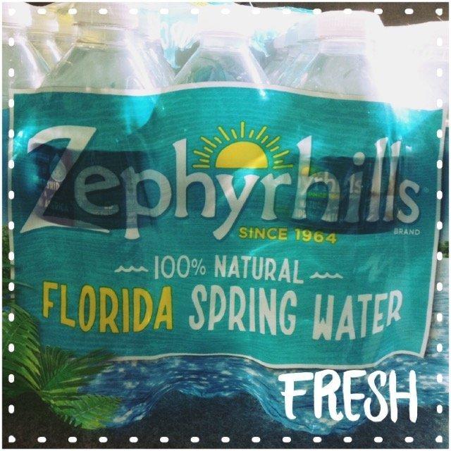 ZEPHYRHILLS Brand 100% Natural Spring Water, 16.9-ounce plastic bottles (Pack of 24) uploaded by Elizabeth E.