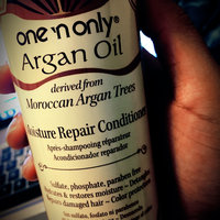 One 'n Only One N' Only Argan Oil Moisture Repair Conditioner, 12 Ounce uploaded by Taniesha F.