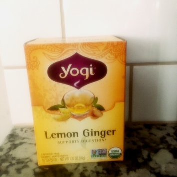 Photo of Yogi Tea Ginger Tea uploaded by Paula S.