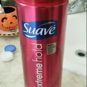 Photo of Suave Extreme Hold 10 Hairspray uploaded by ASHLEE K.