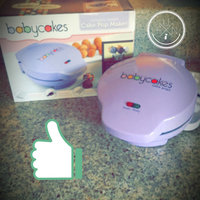 Babycakes Cake Pops Maker With Filling Injector uploaded by Allisha M.