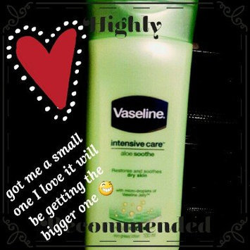 Vaseline® Intensive Care™ Aloe Soothe Lotion uploaded by Andrea M.