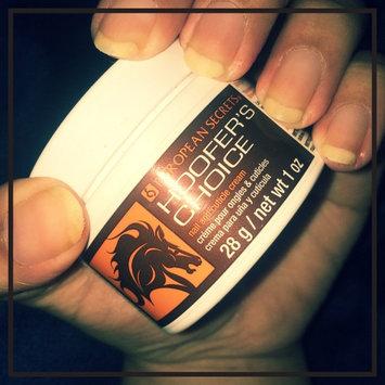 European Secrets Hoofer's Choice Nail and Cuticle Cream uploaded by Kayla P.