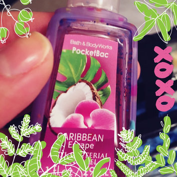 Bath & Body Works Anti-bacterial Pocketbac Caribbean Escape uploaded by Jessica U.