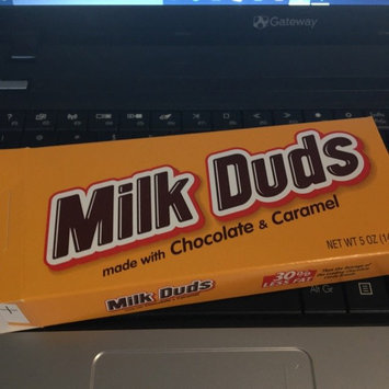 Photo of Hershey's Milk Duds Candy With Chocolate And Caramel uploaded by Emily B.