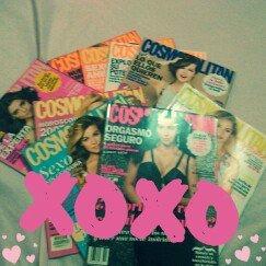 Photo of Cosmopolitan  Magazine uploaded by Ivana S.