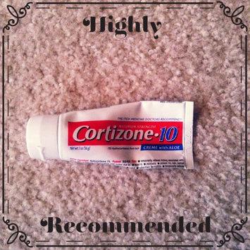 Cortizone 10 Hydrocortisone Anti-Itch Creme uploaded by Shai C.