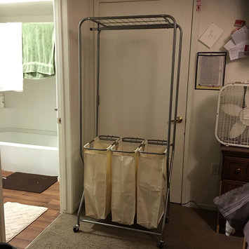 Threshold Laundry Station With Triple Sorter Bags uploaded by Samantha R.