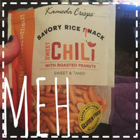 Kameda Crisps with Peanuts Original,Sweet Chili, 5-Ounce (Pack of 6) uploaded by Judi P.