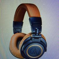 Audio-Technica ATH-M50x Closed-Back Professional Studio Monitor Headphones Black uploaded by Jennifer K.