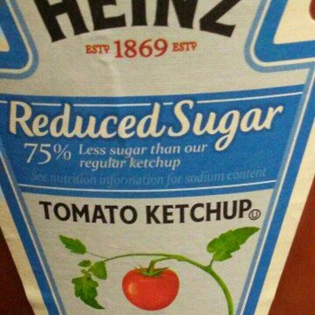 Heinz Tomato Ketchup Reduced Sugar uploaded by Mary T.