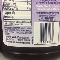 Welch's® Concord Grape Jam uploaded by member-844c56c37