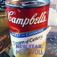 Campbell's Cream of Celery Condensed Soup uploaded by Alondra H.