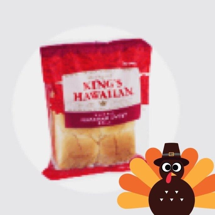 King's Hawaiian Original Hawaiian Sweet Rolls uploaded by Melissa A.