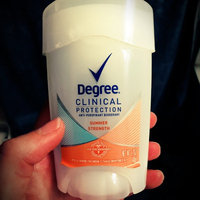 Degree Clinical Protection Antiperspirant and Deodorant uploaded by Laura E.