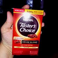 Nescafe Taster's Choice House Blend Instant Coffee Mix - 7 PK uploaded by Elizabeth C.