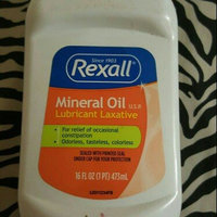 Rexall Mineral Oil Lubricant Laxative, 16 oz uploaded by Faith D.