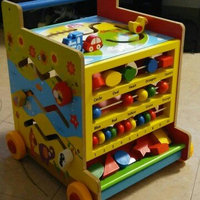 8 in 1 Activity Learning Cart uploaded by Wendy C.