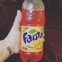 Fanta Peach Soda uploaded by Allison G.