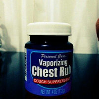 Personal Care Vaporizing Chest Rub 4 oz. uploaded by ismaray g.