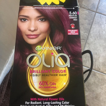 Photo of Garnier Olia Garnier Red Hair Coloring Hair Color Kit uploaded by Susan M.