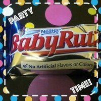 Nestlé Baby Ruth Bar uploaded by Ingrid A.