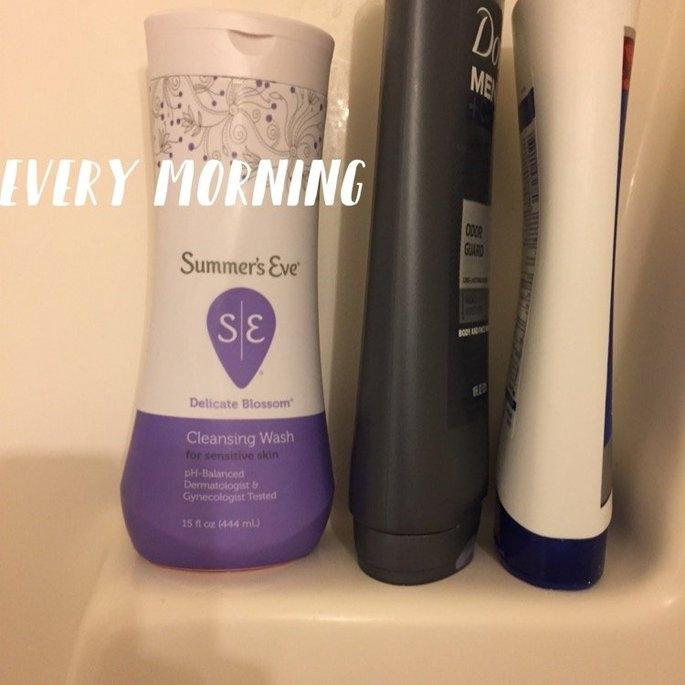 Summer's Eve Cleansing Wash for Sensitive Skin uploaded by K C A.