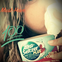 Alka-Seltzer Plus Cold & Cough Liquid Gels uploaded by Sabrina O.