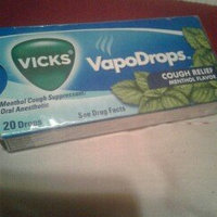 Vicks® Menthol VapoDrops™ uploaded by Jessica T.