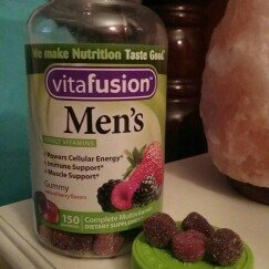 Photo of Vitafusion Men's Daily Multivitamin Gummy uploaded by Adrian K.