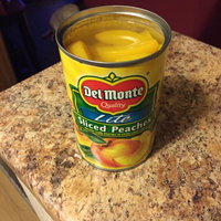 Del Monte® Sliced Yellow Cling Peaches - Lite uploaded by Felecia F.
