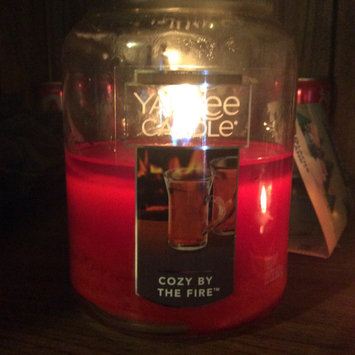 Photo of Yankee Candle Holiday Pillar uploaded by Jamie-May K.