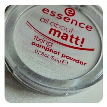 Essence All About Matt! Fixing Compact Powder uploaded by Rita B.