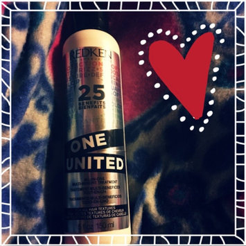 Photo of Redken One United All-In-One Multi-Benefit Treatment uploaded by Mary S.
