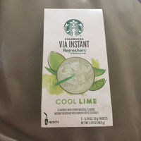 Starbucks Coffee Refreshers Cool Lime uploaded by Ashley N.