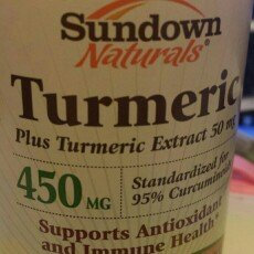 Photo of Sundown Naturals Turmeric 450mg uploaded by Loretta L.