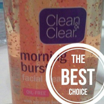 Photo of Clean & Clear® Essentials Deep Cleaning Astringent uploaded by Lila J.