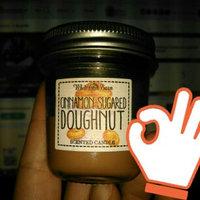 White Barn Bath & Body Works Cinnamon Sugared Doughnut Mason Jar Candle 6 Oz uploaded by Stacy A.