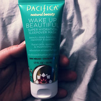 Pacifica Wake Up Beautiful Super Hydration Sleepover Mask uploaded by Tia G.