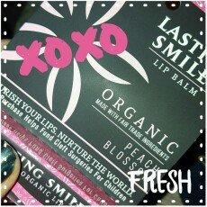Photo of Lasting Smiles® Peach Blossom Organic Lip Balm-0.15 oz uploaded by Tais R.