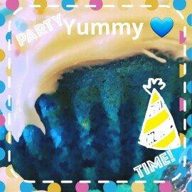 Photo of Pillsbury Funfetti® Aqua Blue Cupcake & Cake Mix 8.25 oz. Stand-Up Bag uploaded by Jessica C.
