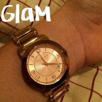 Michael Kors Rose Gold Stainless Steel Ladies Watch MK5128 uploaded by andrea o.