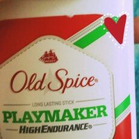 Old Spice High Endurance Antiperspirant & Deodorant Invisible Solid Playmaker uploaded by cynthia p.