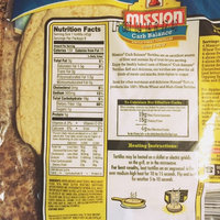 Mission® Carb Balance® Soft Taco Size Whole Wheat Tortillas 8 ct Bag uploaded by Felecia F.