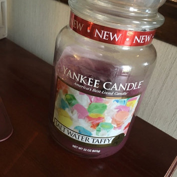 Photo of Yankee Candle Salt Water Taffy Candle, 22 Ounce [Salt Water Taffy, Large] uploaded by Dana S.
