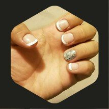 Kiss Everlasting French Pearl French Tip Nails Real Short Length - 28 CT uploaded by kenia o.