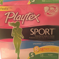 Playtex Sport Tampons uploaded by Laney S.