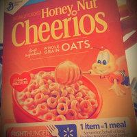 Cheerios General Mills Honey Nut Cereal uploaded by Heidi V.